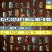 Strauss: Don Juan - Eine Alpensinfonie by Royal Concertgebouw Orchestra