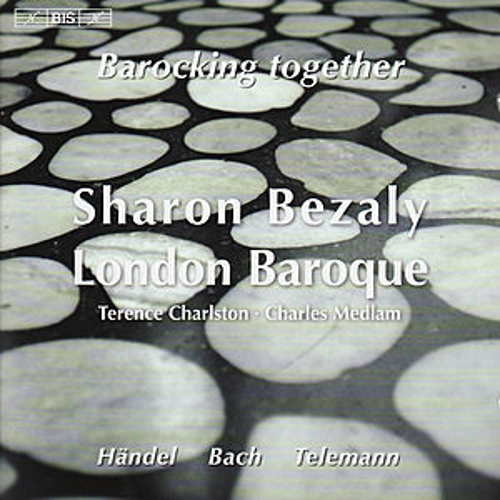 Flute Recital: Bezaly, Sharon - HANDEL, G.F. / BACH, J.S. / TELEMANN, G.P. (Barocking Together) by Terence R. Charlston