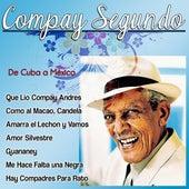 De Cuba a México by Compay Segundo