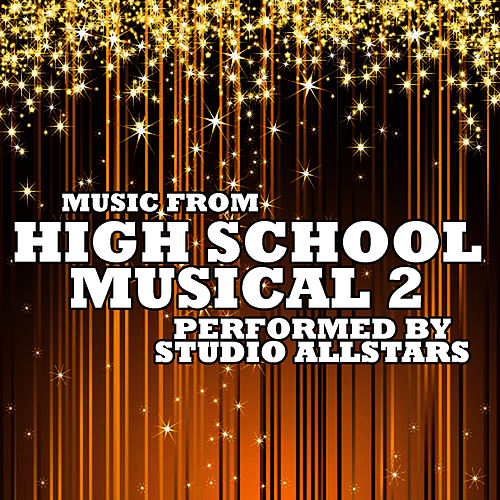 Music From High School Musical 2 by Studio All Stars