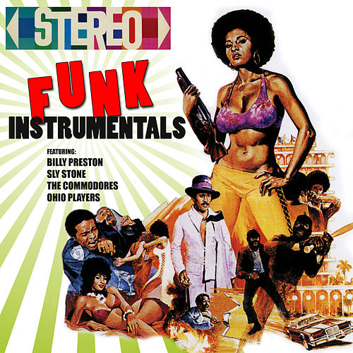 Funk Instrumentals by Various Artists