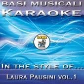 Basi Musicali Laura Pausini Vol.1 by Karaoke