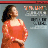 Mozart: Exsultate Jubilate / Handel: Silete venti; Laudate pueri Dominum by John Eliot Gardiner