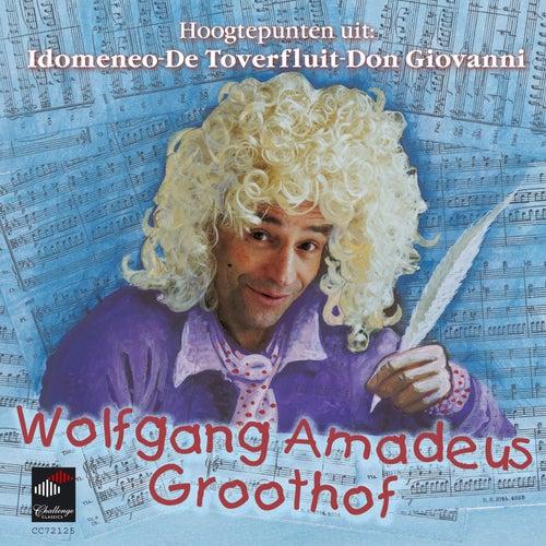 Wolfgang Amadeus Groothof by Frank Groothof
