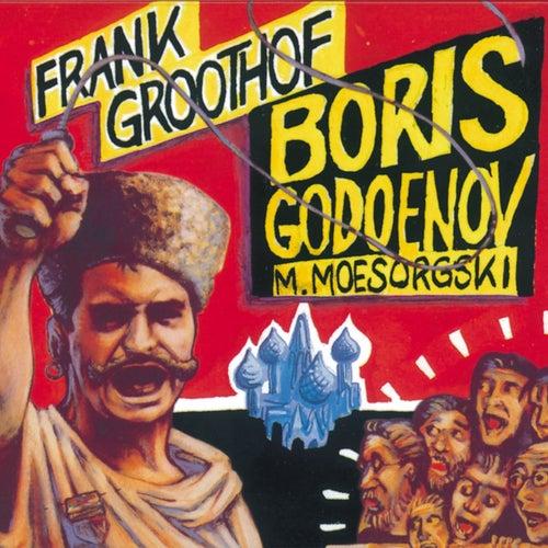Boris Godoenov by Frank Groothof