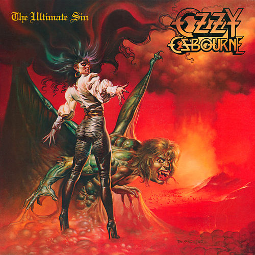 The Ultimate Sin by Ozzy Osbourne