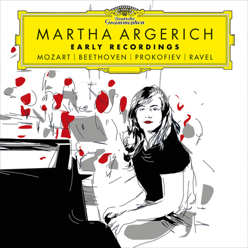 Early Recordings by Martha Argerich