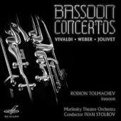 Bassoon Concertos: Vivaldi, Weber & Jolivet by Rodion Tolmachev