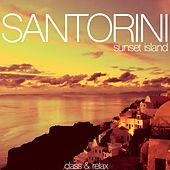 Santorini (Sunset Island) by Various Artists