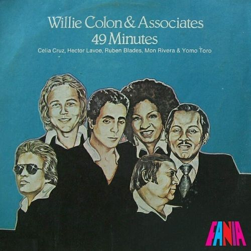 49 Minutes by Willie Colon