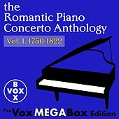 The Romantic Piano Concerto Anthology, Vol. 1, 1750-1822 [The VoxMegaBox Edition] by Various Artists