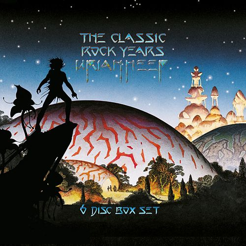 The Classic Rock Years (Box Set) by Uriah Heep