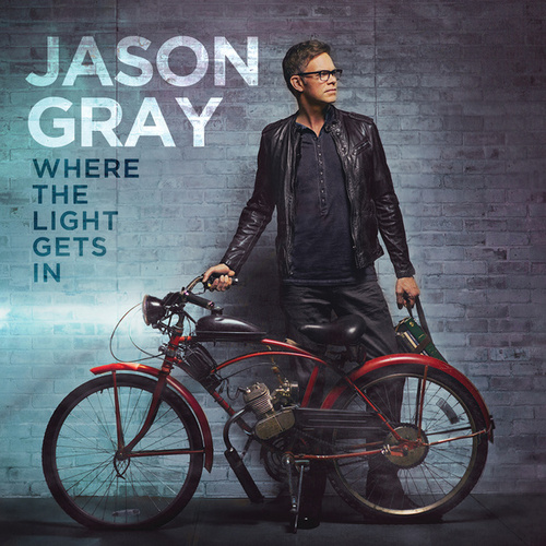 The Wound Is Where The Light Gets In by Jason Gray