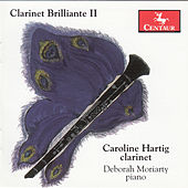 Clarinet brilliante II by Caroline Hartig