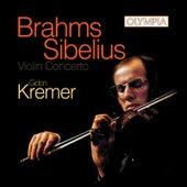Brahms & Sibelius: Violin Concertos by Gidon Kremer