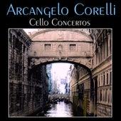 Arcangelo Corelli: Cello Concertos by Lisbon Chamber Orchestra
