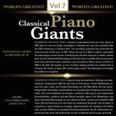 Piano Giants, Vol. 7 von Maurizio Pollini