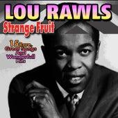 Strange Fruit von Lou Rawls