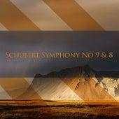 Schubert Symphony No 9 & 8 by Various Artists