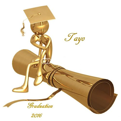 Graduation by Tayo
