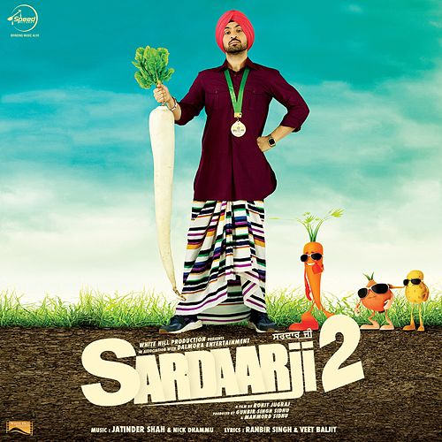 Sardaarji 2 (Original Motion Picture Soundtrack) by Diljit Dosanjh