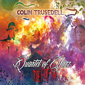 Quartet of Jazz Death, Vol. 2 by Colin Trusedell