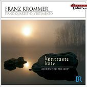 KROMMER, F.: Divertimento in  F major, Op. 96 / Piano Quartet in E flat major, Op. 95 (Puliaev, Kontraste Koln) by Various Artists