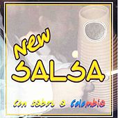 New Salsa Con Sabor a Colombia by Various Artists