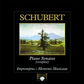 Schubert: Piano Sonatas (Complete) by Various Artists