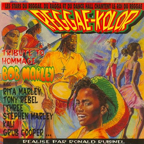 Reggae-kolor (Tribute to Bob Marley) by Various Artists