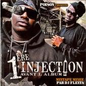 1ère Injection avant l'album by Various Artists