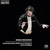 Prokofiev: Symphonies No. 3 and No. 4 (First Version) by Netherlands Radio Philharmonic Orchestra