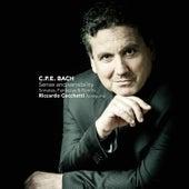 Sense and Sensibility - Sonatas, Fantasias & Rondo by Riccardo Cecchetti