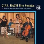 C.P.E Bach: Trio Sonatas on Original Instruments by Le Nouveau Quatuor