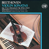 Beethoven: Violin Sonatas on Original Instruments by Richard Burnett