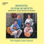 Romantic Guitar Quartets by The English Guitar Quartet
