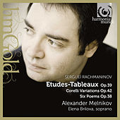 Rachmaninov: Etudes-Tableaux by Various Artists