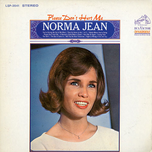 Please Don't Hurt Me by Norma Jean