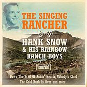 The Singing Rancher by Hank Snow