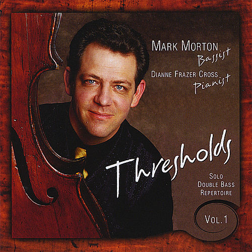 Thresholds Vol. 1 by Mark Morton