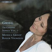 GRIEG, E.: Songs (Complete), Vol. 7 (Groop) by Roger Vignoles