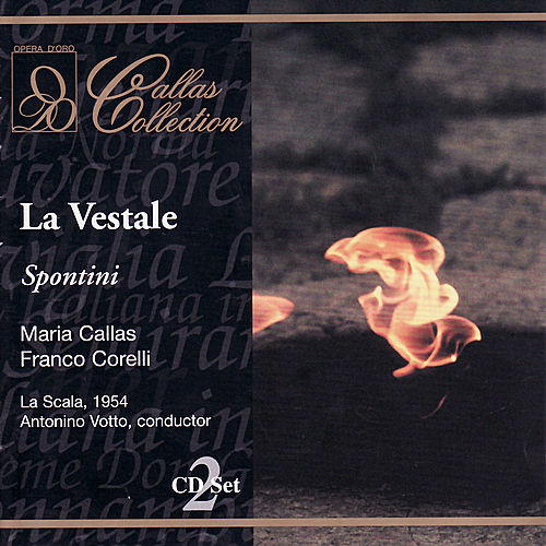 Spontini: La Vestale by Orchestra of La Scala