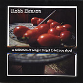 A Collection of Songs I Forgot to Tell You About by Robb Benson