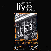Gypsy Jazz Live in London by Biel Ballester Trio