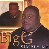 Simply Me by Big G