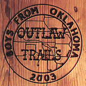 Outlaw Trails by Boys From Oklahoma