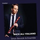 Bach all'italiano by Simon Borutzki