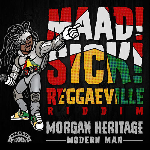 Modern Man by Morgan Heritage