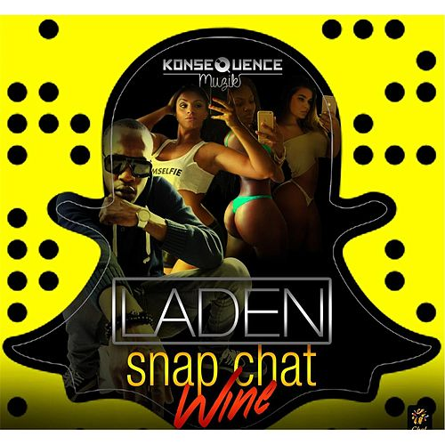 Snap Chat Wine by Laden