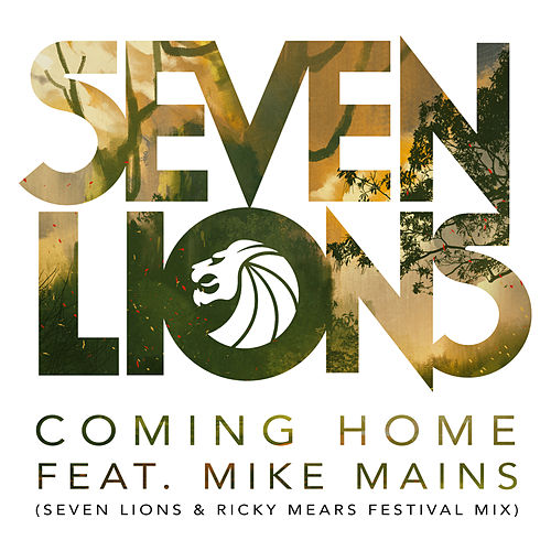 Coming Home by Seven Lions